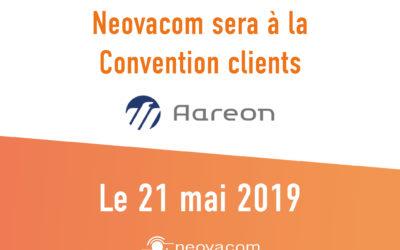 Neovacom présent à la Convention clients Aareon le mardi 21 mai