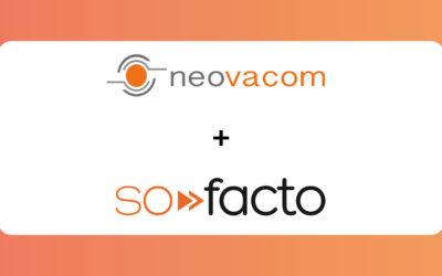 Neovacom et SOFACTO facilitent l'envoi des factures sur Chorus Pro